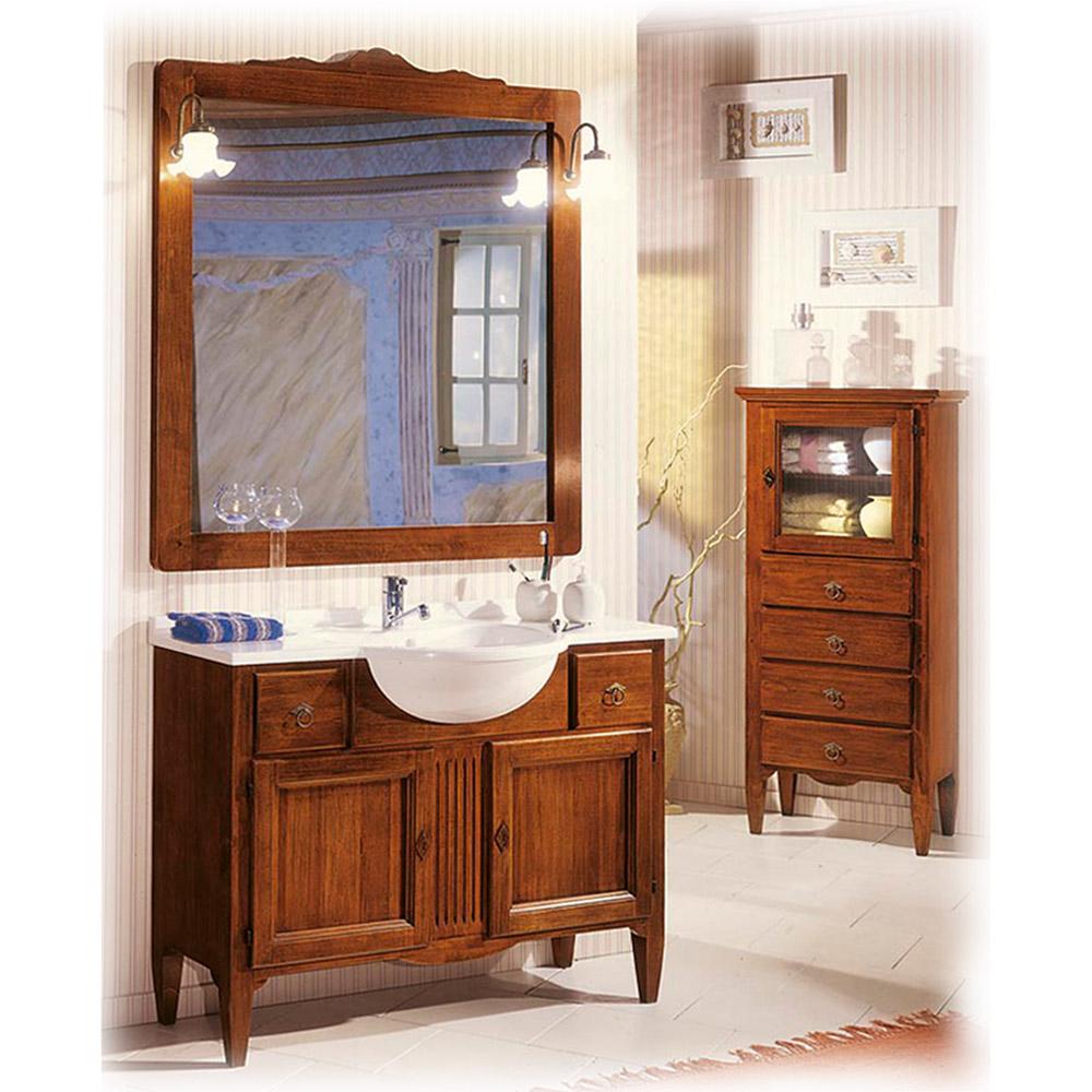 Badmöbel italienisches Design - Badmöbel Lara - Badezimmermöbel Italien
