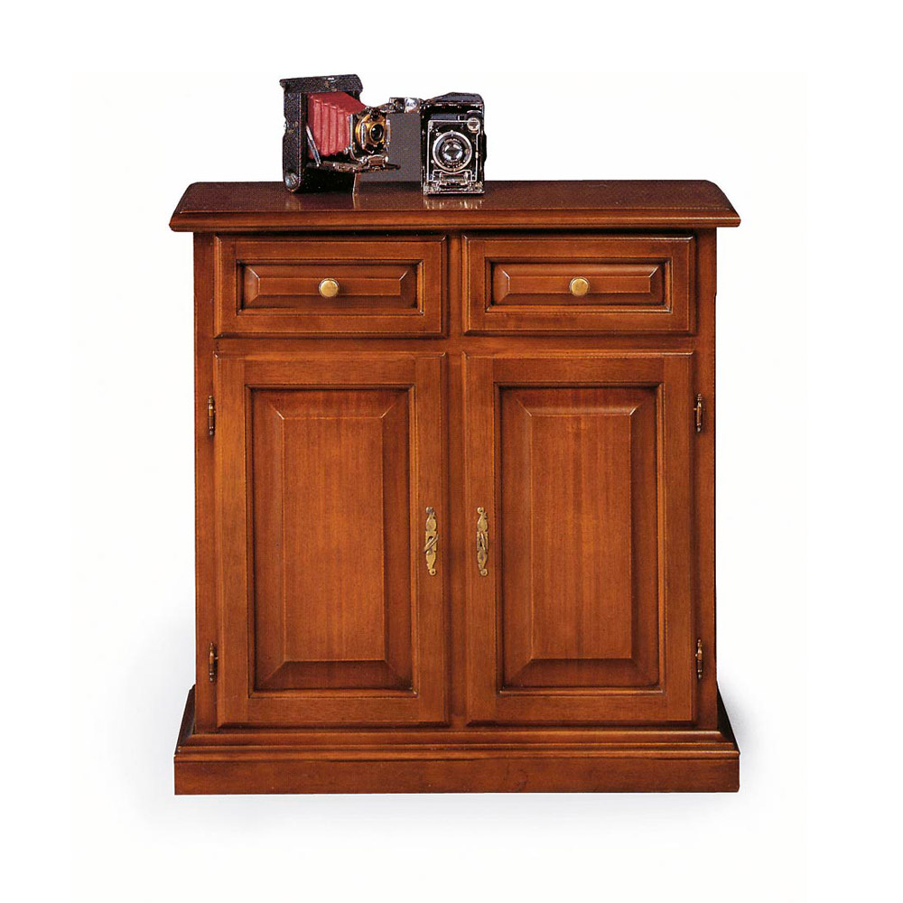 italienische kommode rosanna aus nussbaum holz arte povera. Black Bedroom Furniture Sets. Home Design Ideas