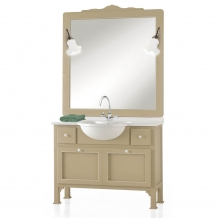 italienische Badezimmermöbel Avola von Arte Povera