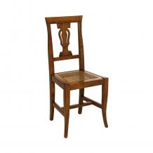 Esszimmerstuhl Arpa mit Holzsitz von Arte Povera Nürnberg