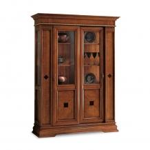 italienische vitrinen aus holz von arte povera. Black Bedroom Furniture Sets. Home Design Ideas