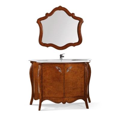 italienisches waschbecken sagoma mit unterschrank badspiegel. Black Bedroom Furniture Sets. Home Design Ideas