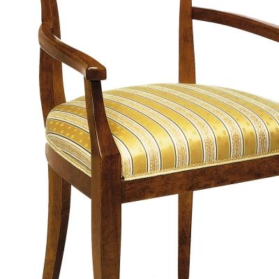 polsterstuhl mit armlehne veronese polsterarmlehnstuhl. Black Bedroom Furniture Sets. Home Design Ideas