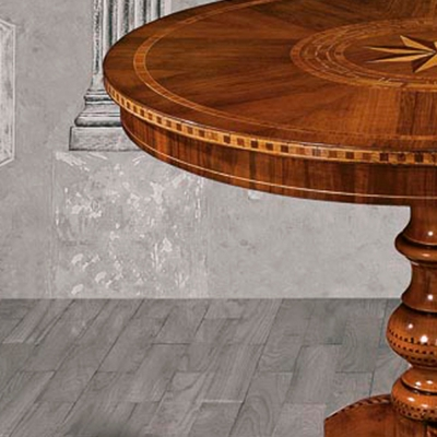 italienischer Esszimmertisch Vela von Arte Poverva Nürnberg